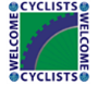 cyclists welcome